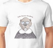 Ruth Beaver Ginsburg Unisex T-Shirt
