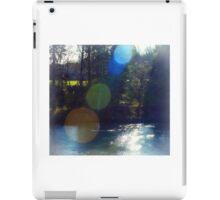 Lens Flare Joyride  iPad Case/Skin