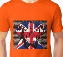 Dogue de Bordeaux - Union Jack Dogue Unisex T-Shirt