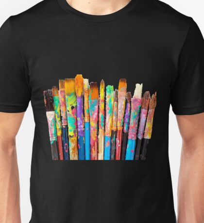 Color Pens Unisex T-Shirt