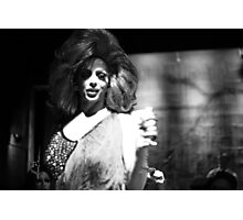 Alyssa Edwards Photographic Print