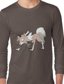 Lycanroc / Lugalgan (Midday Form) Long Sleeve T-Shirt