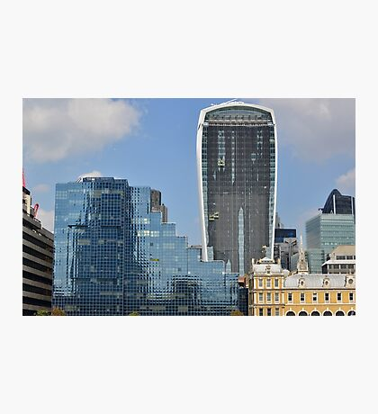 The Walkie Talkie Building Photographic Print