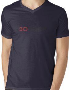 30 Rock COmedy Logo Mens V-Neck T-Shirt