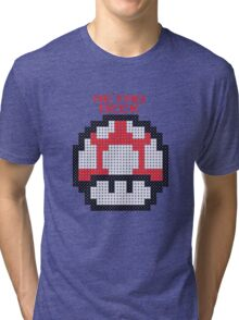 Retro Geek - Get Big Tri-blend T-Shirt
