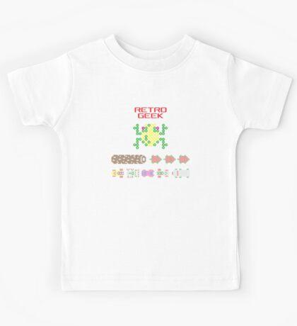 Retro Geek - Frogger Kids Tee
