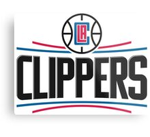 the clippers Metal Print