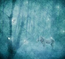 The Fairies Befriend a Zebra by Lina Forrester