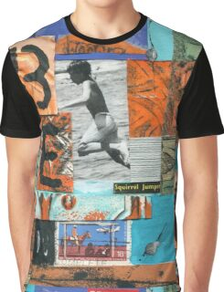 Aussie Beach 2 Graphic T-Shirt