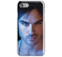 Ian Somerhalder Damon Salvatore The Vampire Diaries iPhone Case/Skin