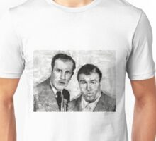 Abbott and Costello Hollywood Legends Unisex T-Shirt