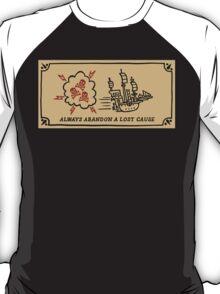 Metal Beard's Rule 2 T-Shirt