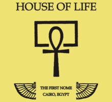 House of Life, Cairo Nome One Piece - Short Sleeve