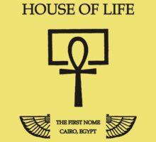 House of Life, Cairo Nome Kids Tee