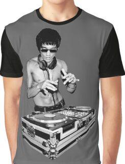 DJ Kung Fu Graphic T-Shirt