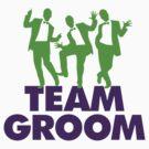 Team Groom! by artpolitic
