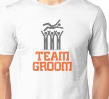 Team Groom! Unisex T-Shirt