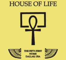 House of Life, Dallas Nome Kids Tee
