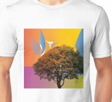 TREE COLOUR BURP - NATURE Unisex T-Shirt