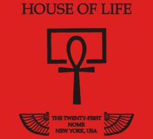 House of Life, New York Nome Baby Tee