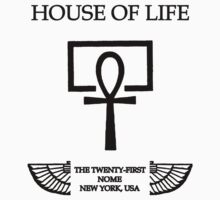 House of Life, New York Nome by PJOKC