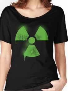Radioactivity Women's Relaxed Fit T-Shirt
