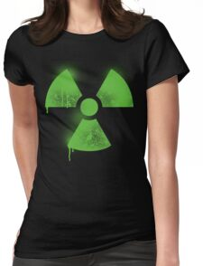 Radioactivity Womens Fitted T-Shirt