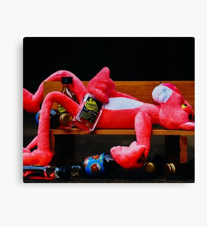 Dont Drink And Drive Canvas Print