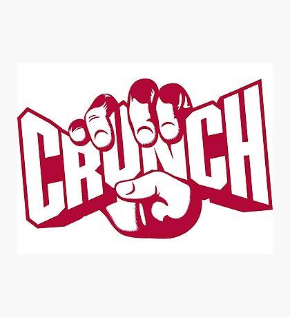 crunch Photographic Print