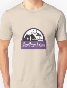 CoolWorks.com - Jobs in Great Places T-Shirt