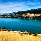 Kalamalka Lake by Yukondick