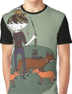 Boys Day Out Graphic T-Shirt