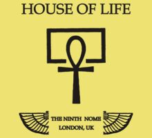 House of Life, London Nome Baby Tee
