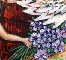 Resonance by Cheryle Bannon Sticker