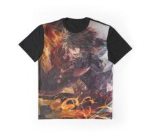 Raven Graphic T-Shirt