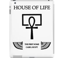 House of Life, Cairo Nome iPad Case/Skin