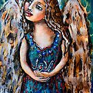 Holding Joy by Cheryle  Bannon