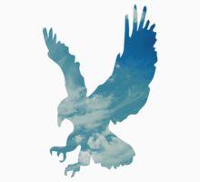 Eagle wind (Ravenclaw) Kids Tee