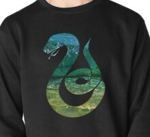 Snake water (Slytherin) Pullover