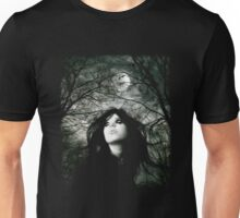 Lonely Girl Unisex T-Shirt