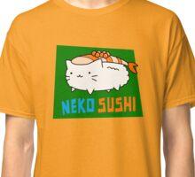 Neko Sushi Classic T-Shirt