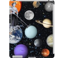 She's cleaning Uranus iPad Case/Skin