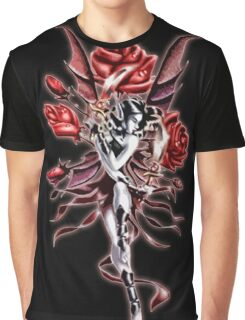 Rose Fairy Graphic T-Shirt
