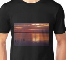 Nocturnal Paddle Boarder Returns Unisex T-Shirt