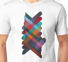 Ordered color explosion Unisex T-Shirt