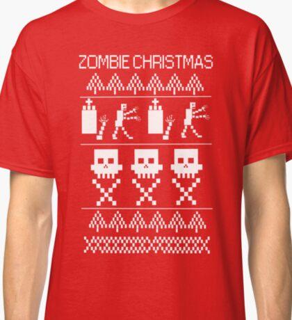 zombie christmas Classic T-Shirt