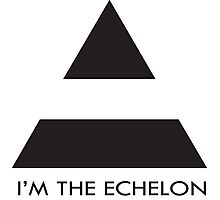 ECHELON Photographic Print
