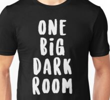 One Big Dark Room Unisex T-Shirt