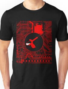 Cybergoth - Syringe (red) Unisex T-Shirt