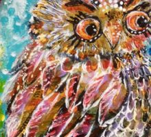 Owlet Sticker